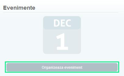Organizeaza un eveniment