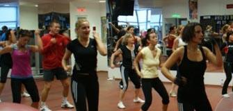 Arena Fitness Club - aerobic in Bacau
