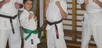 Karate Kyokushin - arte-martiale in Galati