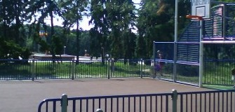 Baschet Parcul Carol - baschet in Bucuresti