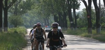 Tura Pantelimon - Cernica - Branesti - biking in Bucuresti
