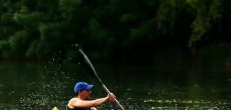 Canoe in parcul IOR - caiac-canoe in Bucuresti