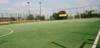 Daimon Sport Club - fotbal in Bucuresti
