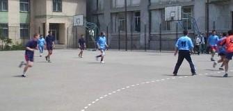 Liceul BP Hasdeu - fotbal in Buzau