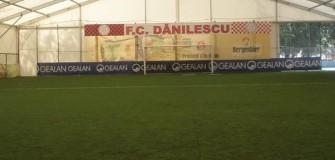Gazon sintetic FC Danilescu - fotbal in Bucuresti