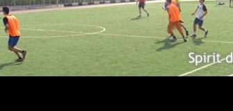 Facultatea de Sport - fotbal in Iasi