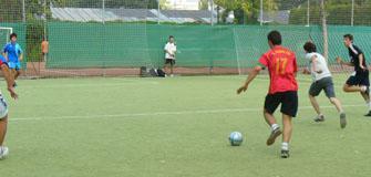 Teren Studentesc - fotbal in Bucuresti