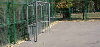 Parcul Titanii - fotbal in Bucuresti