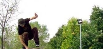 Skate Park IOR Titan - skateboarding in Bucuresti
