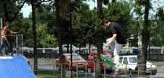 SkatePark Eroilor - skateboarding in Bucuresti