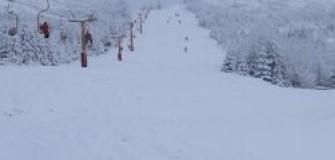 Statiunea Piatra Fantanele - ski in Bistrita